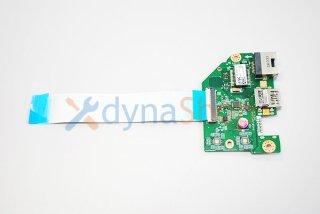 中古 東芝 dynabook AZ15/VB USB/LANボード No.210508-30