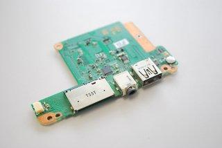 中古 東芝 dynabook KIRA V63/27M スイッチボード USB/イヤホン/SD No.0604