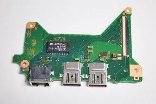 中古美品 東芝 dynabook G83/M GZ83シリーズ USB/LANボード No.0704
