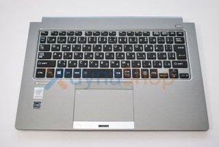 中古美品 東芝 dynabook R63/Y シリーズ用 キーボードパームレスト(キーボード付き) No.0709