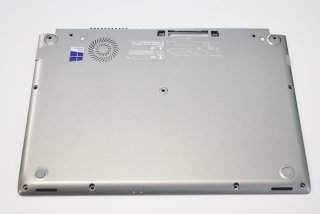 中古美品 東芝 dynabook R63/P シリーズ用 裏面カバー No.0710