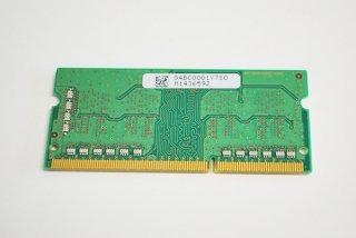 中古 SAMSUNG製 東芝 Satellite R35/M R35/P シリーズ 増設メモリ 2GB PC3L-12800 No.0714-2