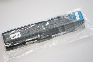 中古 東芝 dynabook Satellite T40 シリーズ バッテリーパック No.0719-5