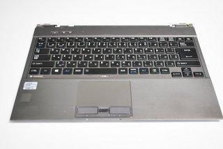 中古 東芝 dynabook R632/H 用 キーボードベゼル(キーボード付き)No.0810