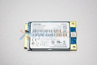 中古 東芝純正 dynabook KIRA V63 V73 V83 256GB mSATA SSD