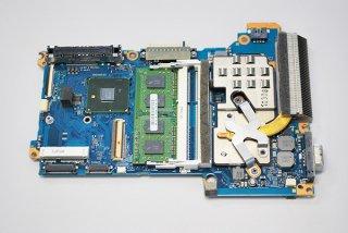 中古 東芝 dynabook RX3 SN266E/3HD シリーズ マザーボード(CPU、メモリ2GB付) No.0814