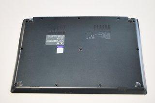中古美品 東芝 dynabook U63/D シリーズ ボトムカバー(ライセンス、型番シール付き)No.0822