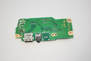 中古美品 東芝 dynabook U63/D シリーズ USBボード イヤホン No.0822