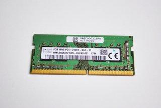 中古美品 SKhynix製 dynabook G83 U63 UZ63 シリーズ 増設メモリ PC4-2400T(8GB):No.0825