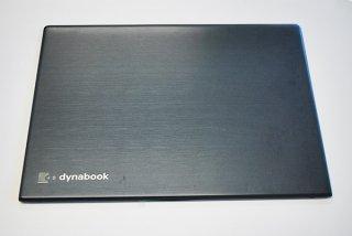 中古美品 東芝 dynabook U63/D シリーズ  液晶カバー LCD Cover No.0920
