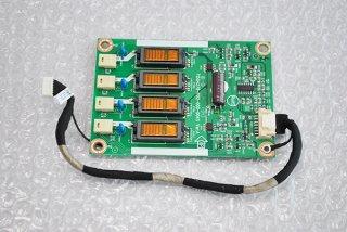 中古 東芝 REGZA PC dynabook Qosmio D710/T6AB シリーズ 液晶インバーター No.0928