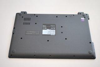 中古 東芝 dynabook B35/R シリーズ用 ボトムカバー(ライセンスマークあり)No.1026