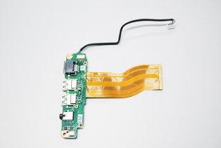 中古 東芝 dynabook R644/K シリーズ USB/LAN/イヤホン No.1124
