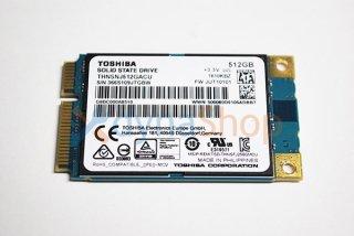 中古 東芝 dynabook KIRA R634 R63シリーズ用  512GB mSATA SSD