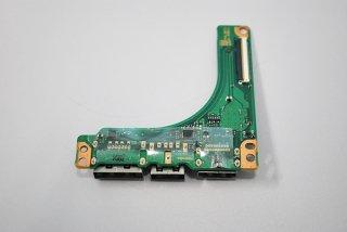 中古 東芝 dynabook R731 シリーズ USB HDMI SATA ボード No.210308-15