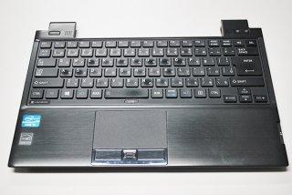 中古美品 東芝 dynabook R732/H シリーズ 用 キーボードパームレスト(キーボード付き)No.1217