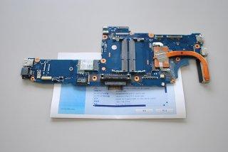 中古 東芝 dynabook R73/Y マザーボード(Core i5-5200U Wi-fiカード付き)No.210628-1