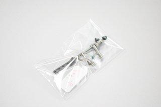 中古 東芝 dynabook R631 シリーズ 液晶ヒンジ金具(左)