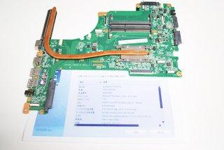 中古 東芝 dynabook T55/45MB(PT55-45MSXB)マザーボード(Core i3)No.210115-2