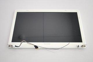 中古 東芝 dynabook T350/34AW ベアボーン式液晶パネル(ホワイトカバー)No.210117-5