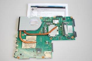 訳あり 中古 東芝 dynabook Satellite T772/W5TF シリーズ 交換用 マザーボード (CPU:Core i7付)No.210206-6