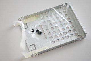 中古 東芝 dynabook Satellite T772/W5TF シリーズ HDDマウンター  No.210206-11