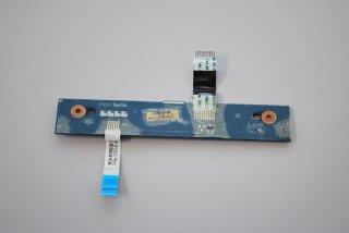 中古 東芝 dynabook Qosmio T551 シリーズ用 マウスパットON/OFF切替スイッチボード No.210213-3