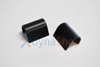 中古美品 東芝 dynabook B65/B B75/B用 液晶ヒンジキャップ(左右)No.210214-4