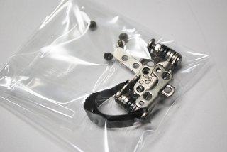 中古 東芝 dynabook R73 RX73 RX33 シリーズ 液晶ヒンジ金具(左右)No.210214-14