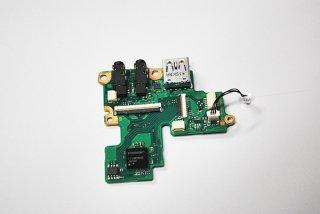 中古 東芝 dynabook R731/36CB シリーズ USB イヤホン基盤 No.210215-13