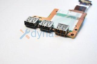中古 東芝 Satellite L21 220C/Wシリーズ USBボード No.210303-12