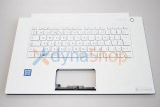 新古美品 dynabook ZZ75 シリーズ パームレスト(キーボード)パールホワイト用 No.210321-6