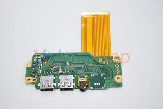 新古美品 dynabook ZZ75 シリーズ マイク入力/ヘッドホン/USB3.0ボード No.210321-7