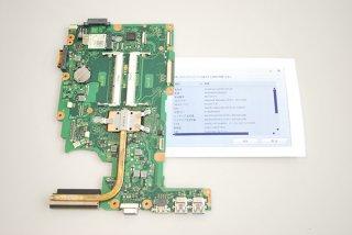 中古 東芝 dynabook R35/M 用 マザーボード(CPU付き)No.210411-6