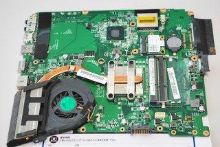 中古 東芝 dynabook T451/58EW シリーズ マザーボード(CPU:Core-i7-2670QM付) No.210424-7