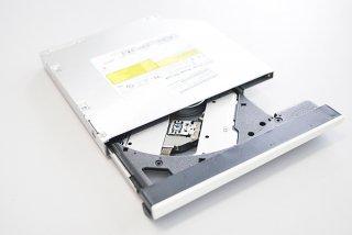 中古 東芝 dynabook B452/21F シリーズ用 DVDスーパーマルチドライブ 2層書込 ホワイト用 No.210423-4