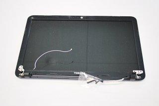 中古美品 東芝 dynabook T552/36HB ベアボーン式液晶パネルユニット(光沢液晶)ブラックモデル用 No.210424-9