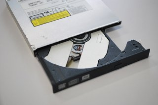 中古 東芝 dynabook TX/66A シリーズ DVDスーパーマルチドライブ No.210430-11
