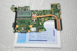 中古 東芝 dynabook T45/CGS シリーズ マザーボード(CPU付)No.210526-4