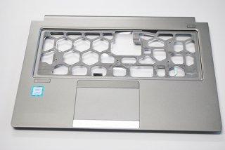 中古 dynabook R63/M シリーズ用 キーボードベゼル(パームレスト)No.210602-3