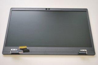 中古美品 dynabook G83/M シリーズ 用 ベアボーン式液晶パネルユニット HD 1366×768 No.210612-9