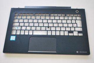 中古美品 dynabook G83/M シリーズ キーボードパームレスト(キーボード無し)No.210612-10