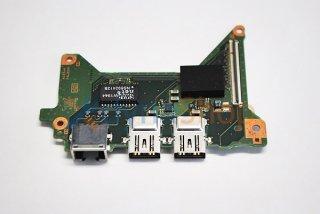 中古美品 dynabook G83/DN シリーズ USB/LANボード No.210615-6