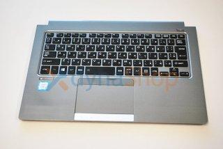 中古美品 東芝 dynabook R63/M シリーズ用 キーボードパームレスト(キーボード付き)No.210805-3