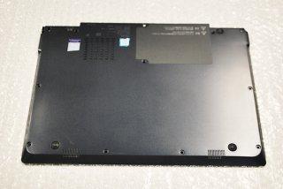 中古美品 東芝 dynabook VZ82/HL シリーズ用 ボトムカバー オニキスブルー No.210811-3