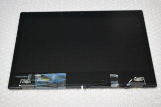 中古美品 東芝 dynabook V72/BME シリーズ用 液晶パネル/ベアボーン式 オニキス メタリック No.210812-2