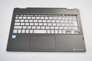 中古美品 東芝 dynabook V72/BME シリーズ用 キーボード パームレスト オニキスメタリック No.210812-7
