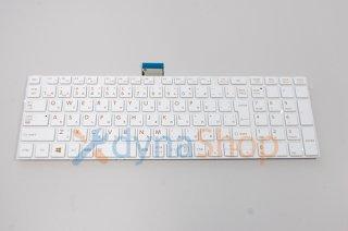 新品 東芝 dynabook T453 用 シリーズ 交換用キーボード(ホワイト)No.210830-1