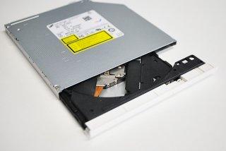 中古美品 東芝 dynabook AZ45/A AZ65/A シリーズ用 DVDスーパーマルチドライブ(ホワイトベゼル)No.210830-3