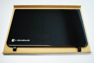 中古 東芝 dynabook T55/45MB(PT55-45MSXB)ブラック No.211004-1